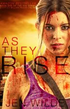 As They Rise (The Eva Series #1) by jenmariewilde