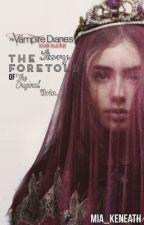 The Foretold Story Of The Original, Bria.  {TheVampireDiaries;} by MiaKeneath