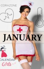 Calendar Girls (GirlXGirl) by CoraZone_