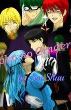 Kuroko No Cinderella by ThatTrustFundKid