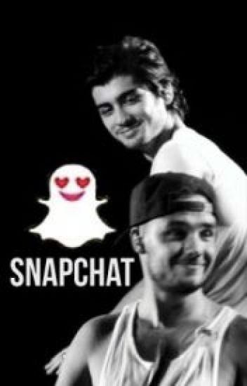 Snapchat || Ziam [portuguese version]