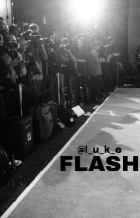 flash || calum hood by L_u_k_e