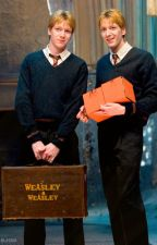 Weasley?! ||Harry Potter by CrazyTeenGirl