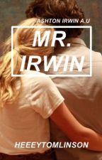 Mr. Irwin » (a.u.) by vampire-jae