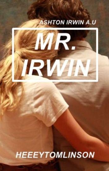 Mr. Irwin » (a.u.)