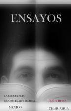 ENSAYOS by JesAltamirano
