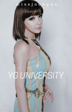 YG UNIVERSITY [DISCONTINUED] by xxibsmzn