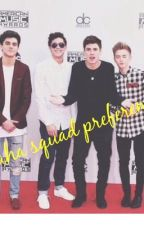 Omaha squad preferences by KaiParkers-babe