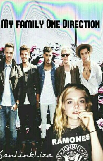 Моя семья One Direction