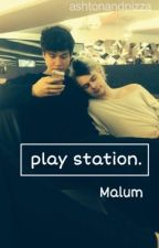 Play Station • Malum by drunkwithbillie