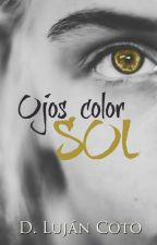 Ojos color sol by Danayani