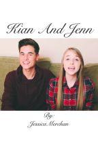 Kian Lawley & Jennxpenn (Jian) by JessicaMerchan