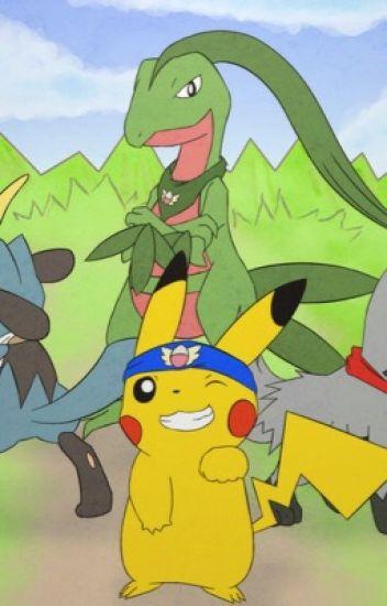 Thomas Buizel Poochyena (Pokemon Fanfiction)