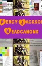 Percy Jackson Headcannons by hk56217