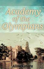 Academy of the Olympians by AlinaKatara