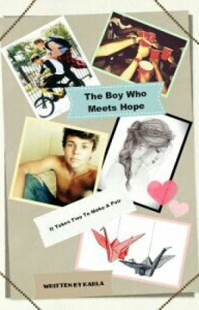 The Boy Who Meets Hope ✧ {Discontinued} by 1DCALM