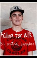 Falling For Wilk by omaha_sqaud97