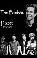 Two Broken Pieces ; L.H by ihysmuke