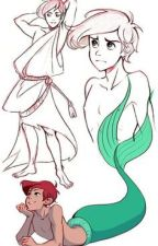My little Merman by bvbboyforever