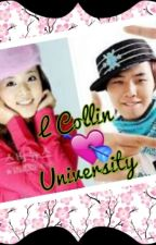 L Collin University by purpleG28