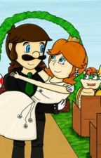 Daisy and Luigi's wedding by OlafIstheCoolestguy