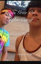 Hayes grier or Taylor caniff? by mayseamay