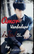 Amor Verdadero ¡Ja! Sí claro [ VIXX Ravi y Tú] by Estareligthe