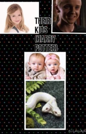 Their kids (Harry potter) by _-Gwen-_