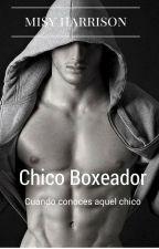 Chico Boxeador ( Borrador ) by Misyharrison