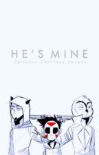 He's Mine  by Viktor-Nikiforov-