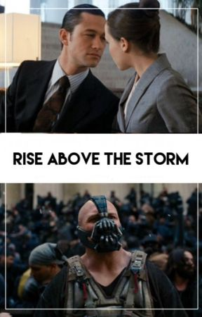 Rise Above the Storm by TheThreeEyeRaven