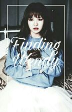 Finding Wendy|| BTS Jungkook and V and Red Velvet Wendy by Renegorgeous