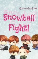 Snowball Fight! ❅ One Shot ❅ by xoxofanlove