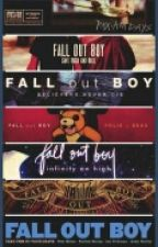 Fall Out Boy Lyrics by RandomOtaku___