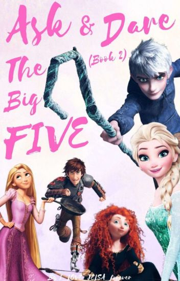 Ask and Dare The Big Five (Book 2)