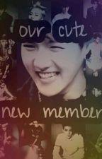 (Chanbaek)Our new cute member by baekhyunee_exoiloveu