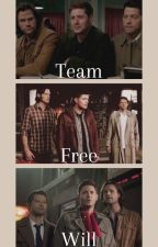 « Team Free Will » spn imagines by VelvetVanity