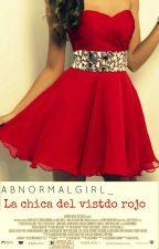 La chica del vestido rojo by AbnormalGirl_