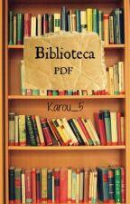 Biblioteca PDF (cerrada) by karou_5