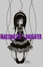 Marionette's daughter (fnaf2 various x reader) by ThePastelSloth