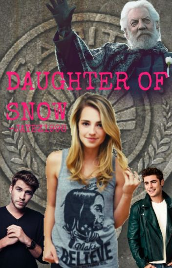 Daughter of Snow. (fanfic the hunger games)