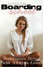 Boarding School (girlxgirl) by LOUDLYshy