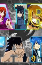 Fairytail Book of One-Shots by BrittyPS_333
