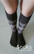 Socks ➳ c.h by F-ucker