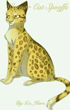 Warrior cat spoofs by Xx_Kuro_xX