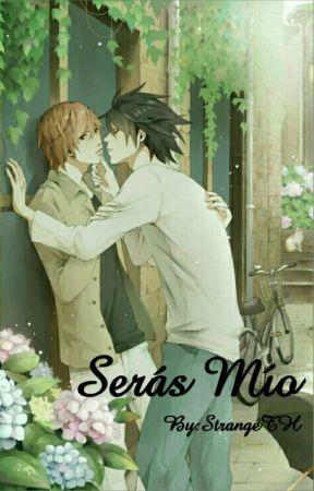 Serás Mío (Death Note yaoi)  by StrangeTH