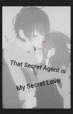 That Secret Agent is... by rishaanderson