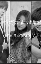 Mi amigo oh Mi novio? (Kim Hyun Joong y Tu) by Anahy_Gomez