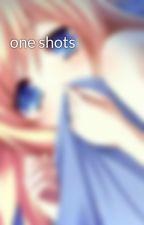 one shots by anglerissa123
