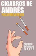 Cigarros de Andrés by pizzaforeverever